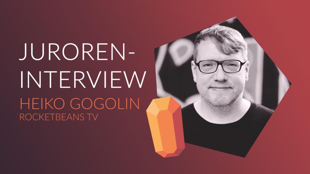 JUROREN-INTERVIEW MIT HEIKO GOGLIN